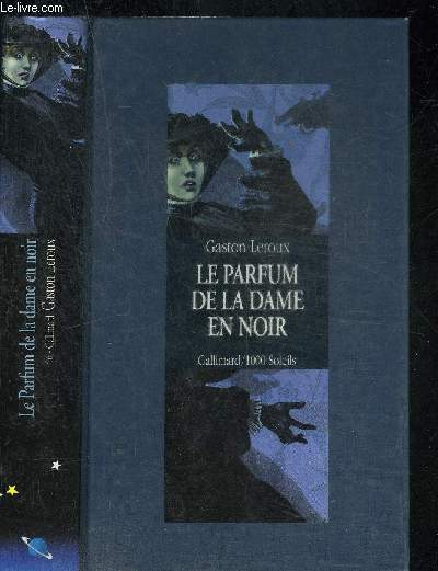 LE PARFUM DE LA DAME EN NOIR.COLLECTION 1000 SOLEILS