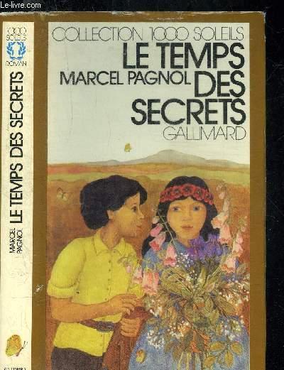 LE TEMPS DES SECRETS.COLLECTION 1000 SOLEILS