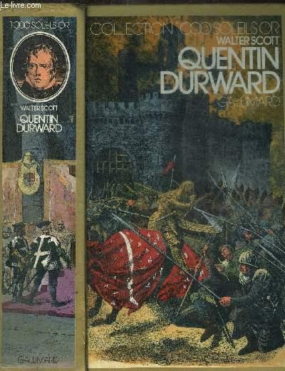 QUENTIN DURWARD.COLLECTION 1000 SOLEILS