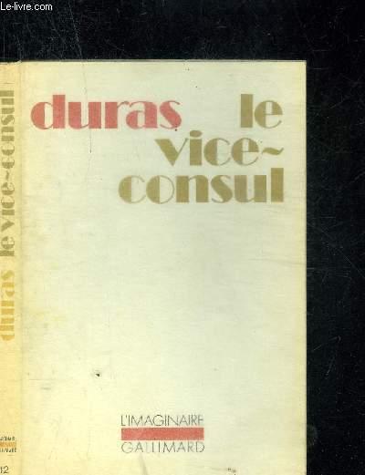 LE VICE-CONSUL.COLLECTION L IMAGINAIRE