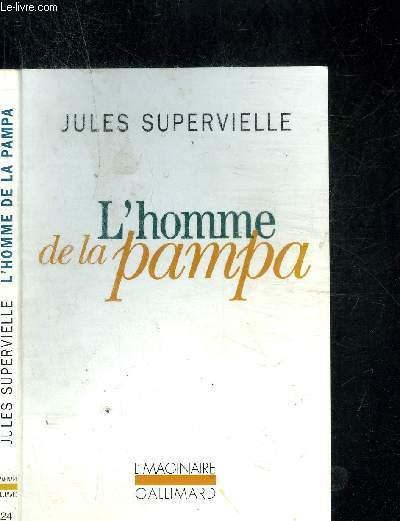 L HOMME A LA PAMPA.COLLECTION L IMAGINAIRE