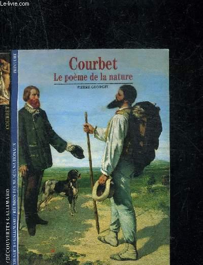 COURBET LE POEME DE LA NATURE. DECOUVERTE GALLIMARD