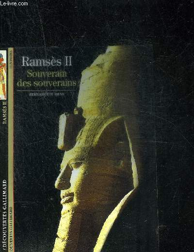 RAMSES II- COLLECTION DECOUVERTES GALLIMARD