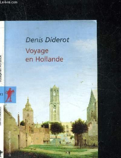VOYAGE EN HOLLANDE - COLLECTION LA DECOUVERTE/POCHE