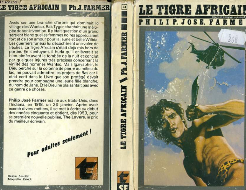 LE TIGRE AFRICAIN