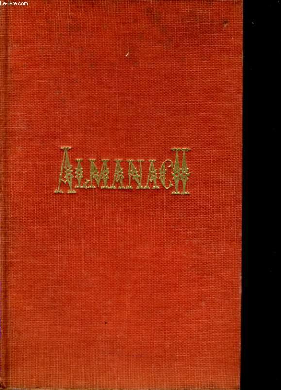 L'ALMANACH DE L'HISTOIRE