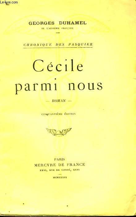 CECILE PARMI NOUS