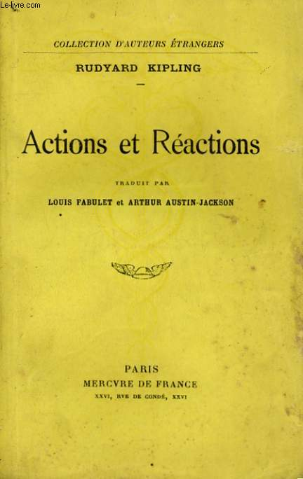 ACTIONS ET REACTIONS