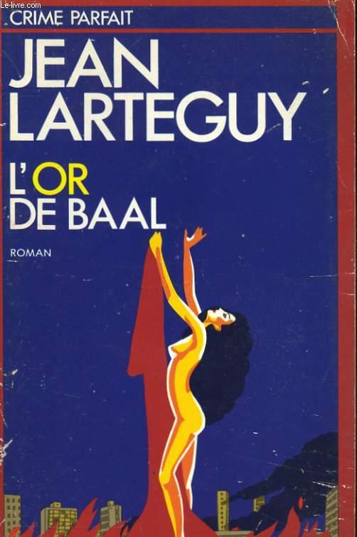 L'OR DE BAAL