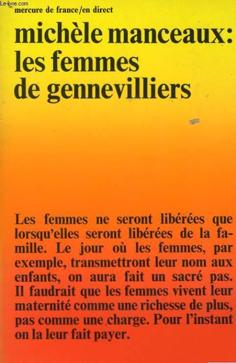 LES FEMMES DE GENNEVILLIERS