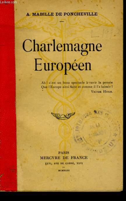 CHARLEMAGNE EUROPEEN