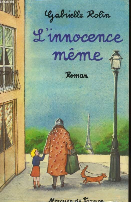 L'INNOCENCE MEME