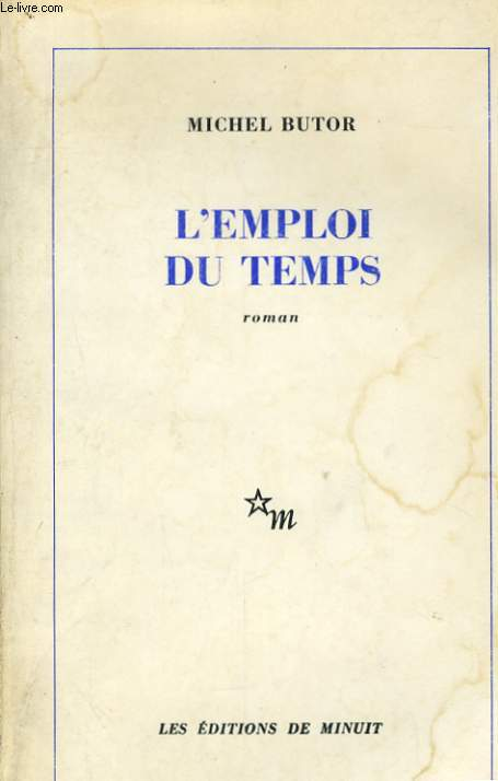 L'EMPLOI DU TEMPS