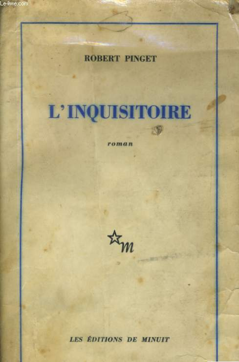 L'INQUISITOIRE