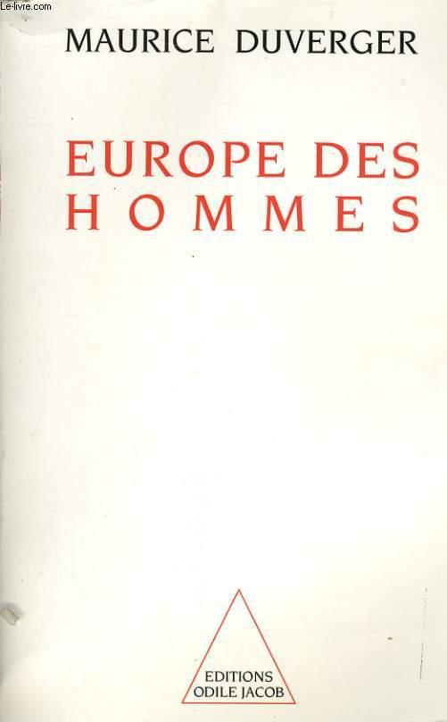 EUROPE DES HOMMES