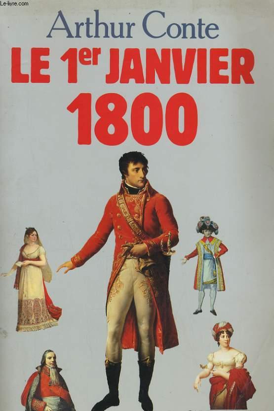 LE 1er JANVIER 1800