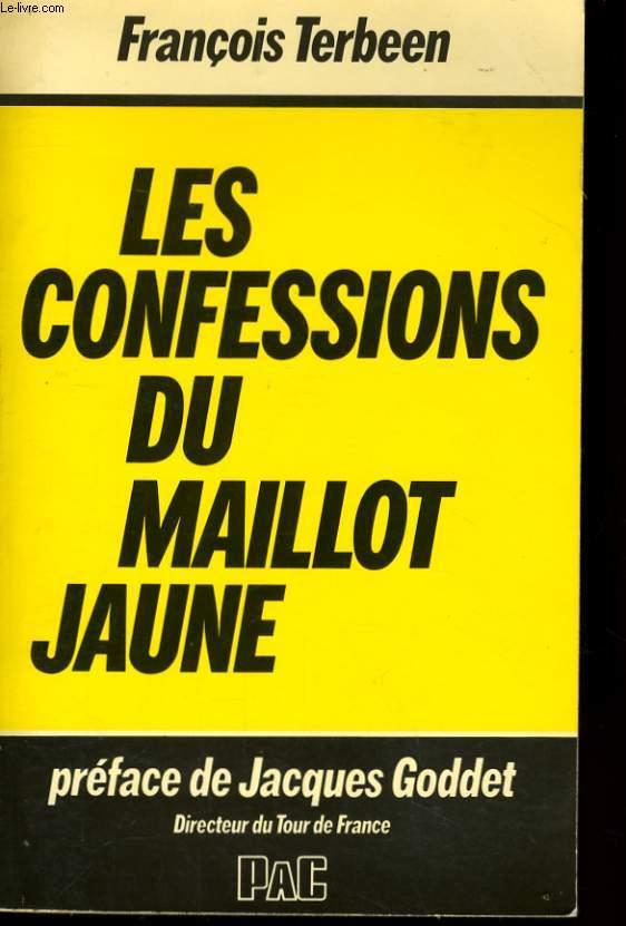 LES CONFESSIONS DU MAILLOT JAUNE