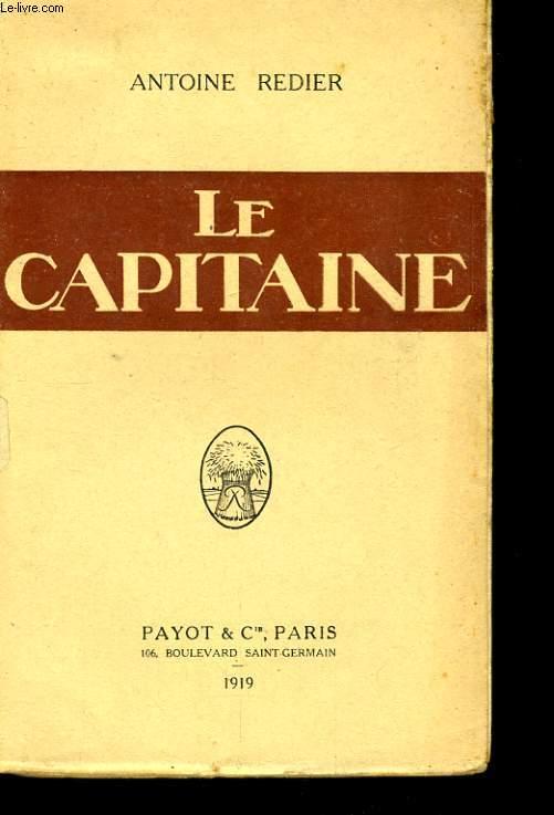 LE CAPITAINE
