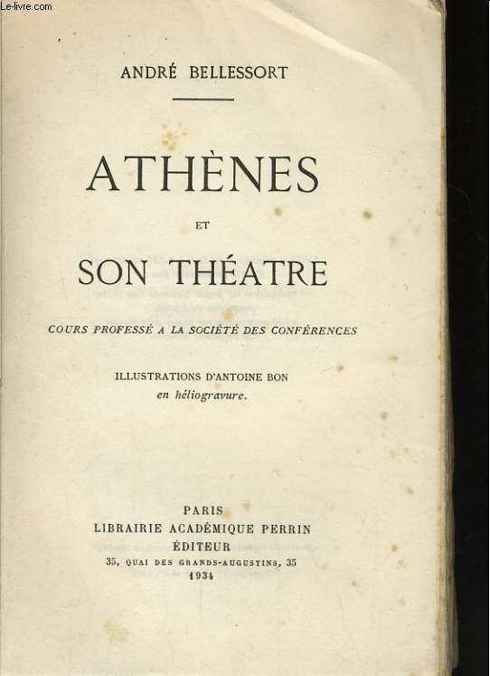 ATHENES ET SON THEATRE
