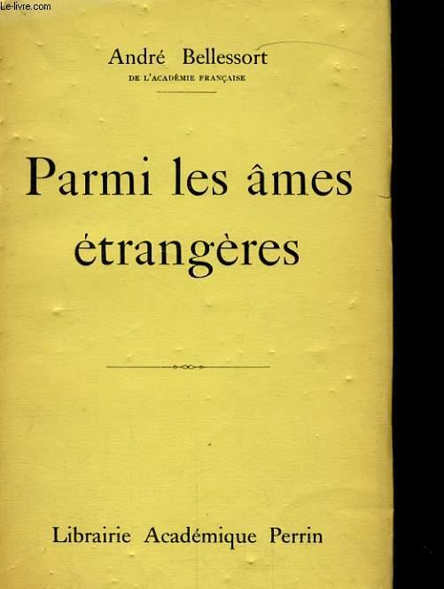 PARMI LES AMES ETRANGERES