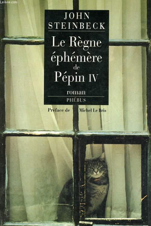 LE REGNE EPHEMERE DE PEPIN IV