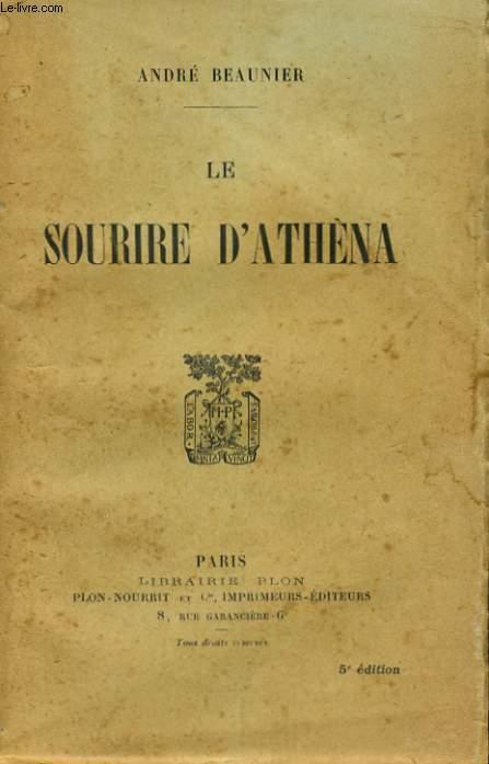 LE SOURIRE D'ATHENA