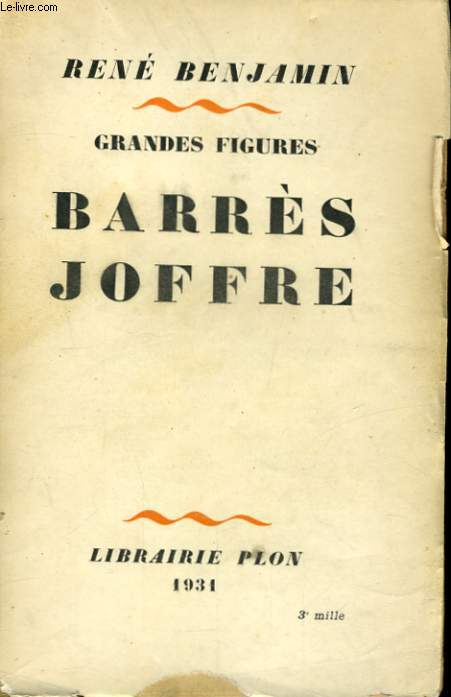 BARRES / JOFFRE