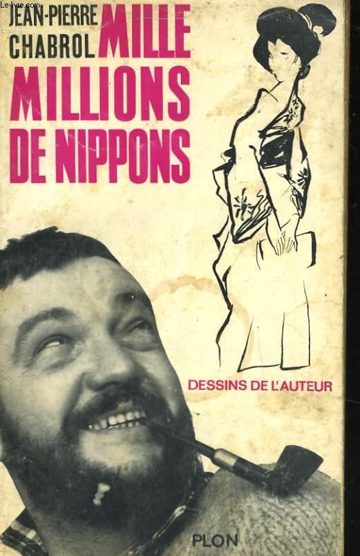 MILLE MILLIONS DE NIPPONS