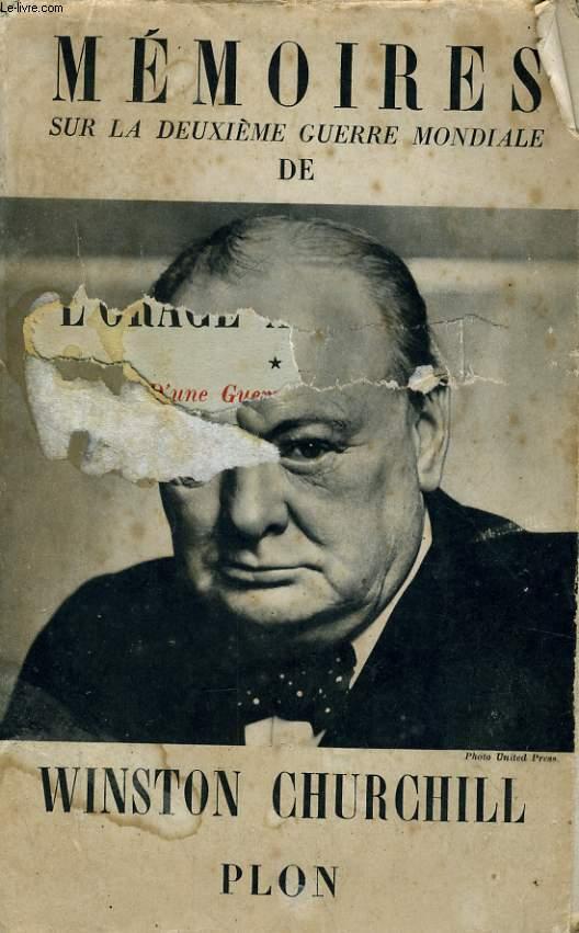 memoires de guerre tome 1 1919 1941