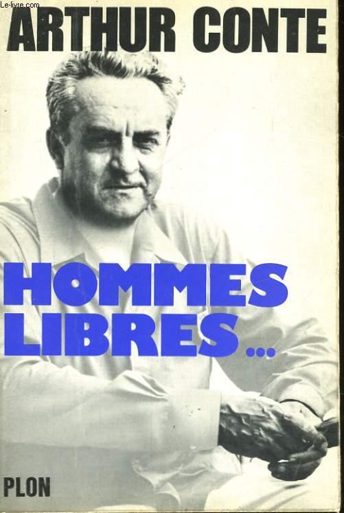 HOMMES LIBRES...