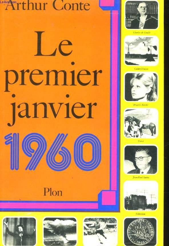 LE PREMIER JANVIER 1960