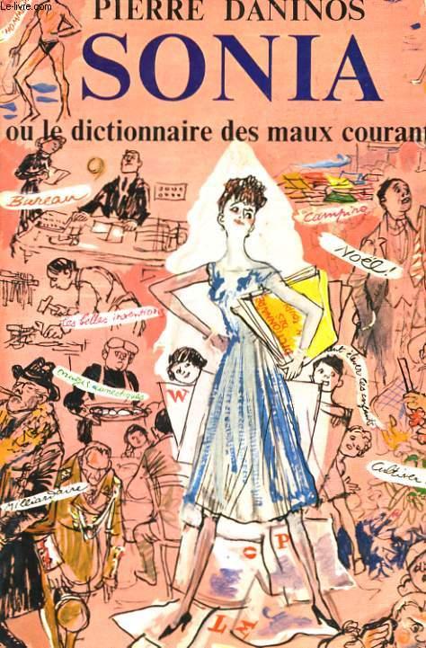 SONIA OU LE DICTIONNAIRE DES MAUX COURANTS
