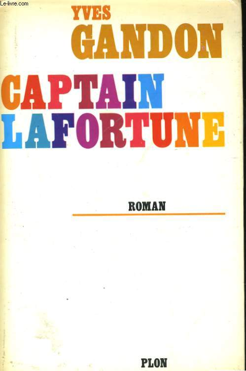 CAPTAIN LAFORTUNE