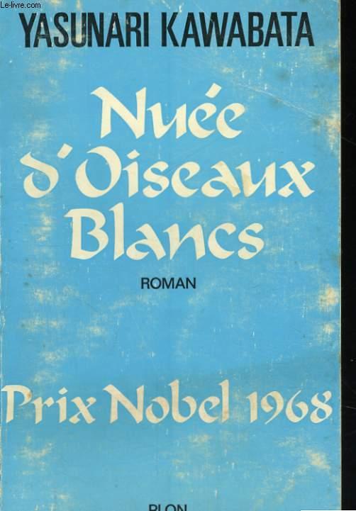 NUEE D'OISEAUX BLANCS