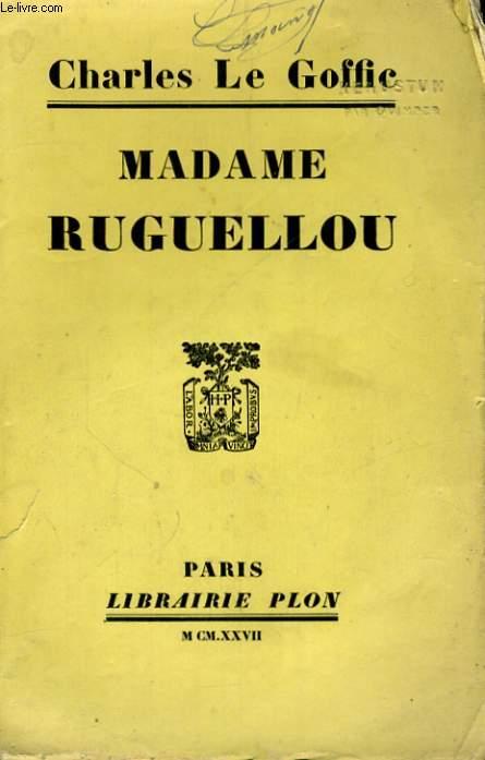 MADAME RUGUELLOU