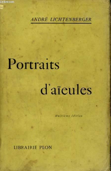 PORTRAITS D'AIEULES