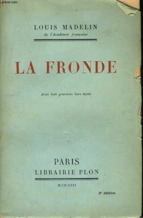 LA FRONDE