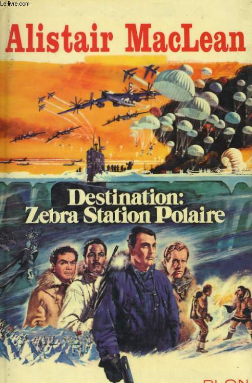 DESTINATION: ZEBRA STATION POLAIRE