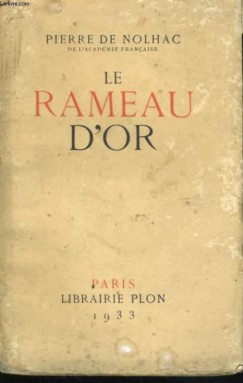 LE RAMEAU D'OR, POEMES DE L'HUMANISME