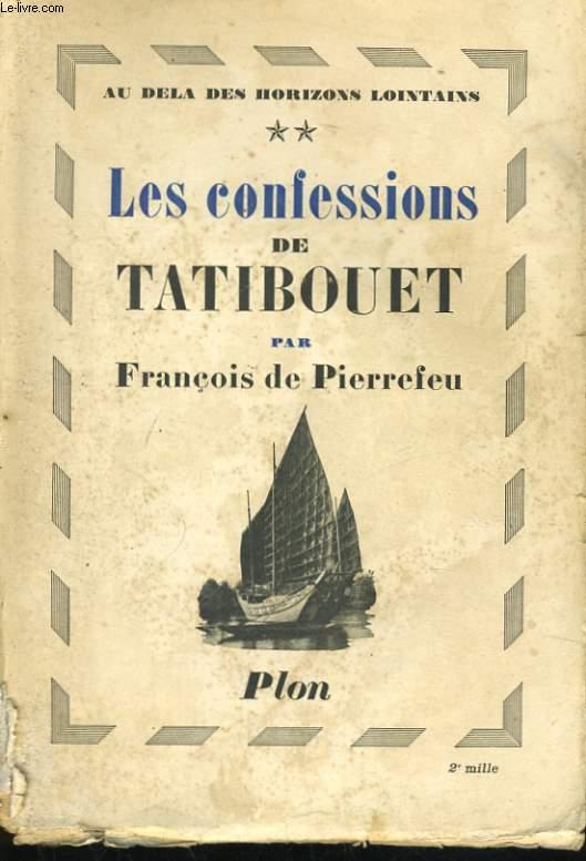 LES CONFESSIONS DE TATIBOUET