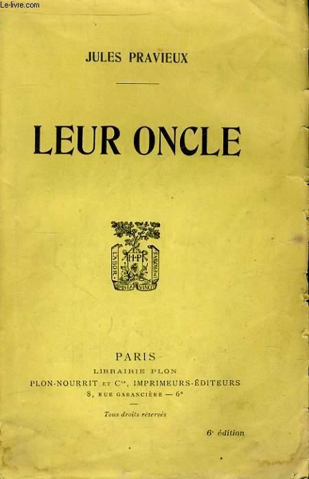 LEUR ONCLE