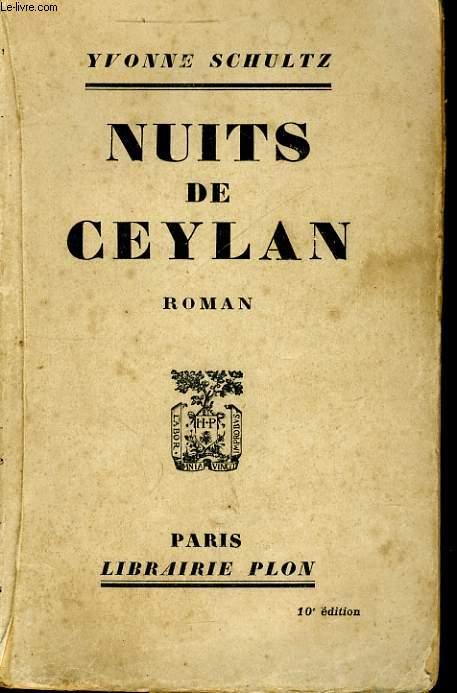 NUITS DE CEYLAN