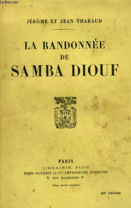 LA RANDONNEE DE SAMBA DIOUF
