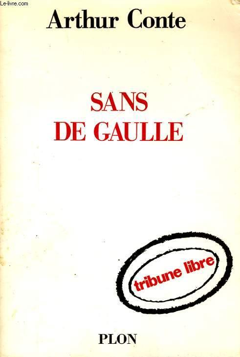 SANS DE GAULLE