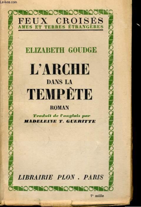 L'ARCHE DANS LA TEMPETE