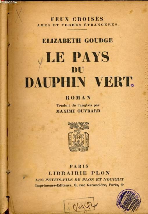 LE PAYS DU DAUPHIN VERT