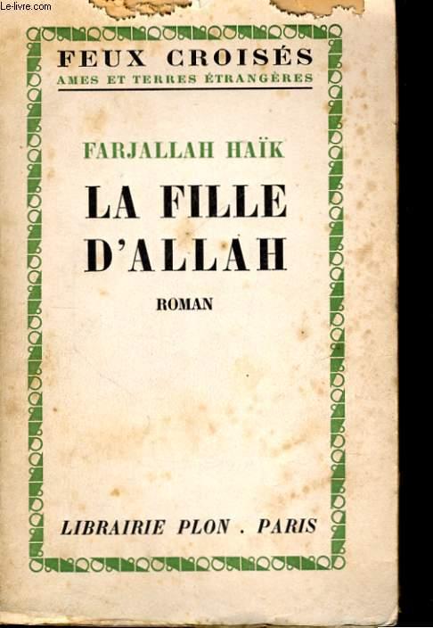 LA FILLE D'ALLAH