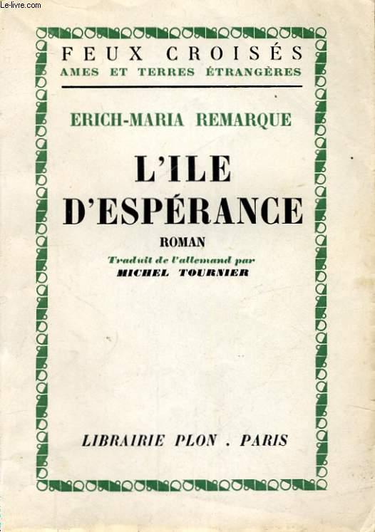L'ILE D'ESPERANCE