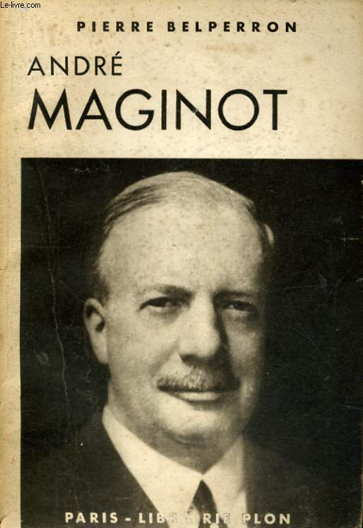 ANDRE MAGINOT
