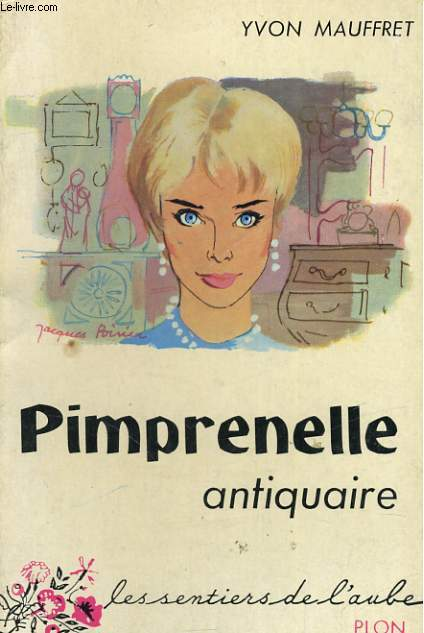 PIMPRENELLE ANTIQUAIRE
